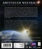 Image de Abenteuer Weltraum - die Gr. Missionen der Nasa [Blu-ray] [Import allemand]