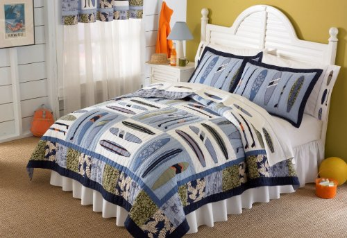 Hawaiian Quilt Bedding