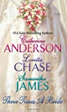 Three Times a Bride (0061971804) by Anderson, Cather..