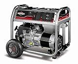 Briggs & Stratton 30468 6,875 Watt 305cc Gas Powered Portable Generator With Wheel Kit