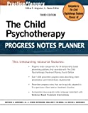 img - for The Child Psychotherapy Progress Notes Planner book / textbook / text book