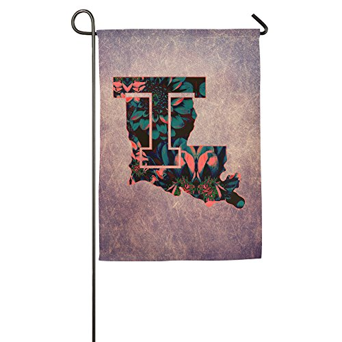 PKTWO Louisiana Tech University Outdoor Patio Garden Flag (Longest Beard)