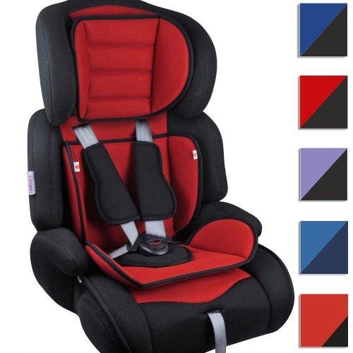 Infantastic silla de coche ajustable para bebe 9 36kg for Sillas seguridad coche