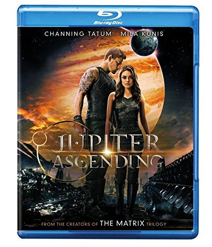 Blu-ray : Jupiter Ascending (With DVD, 2 Pack, Digitally Mastered in HD, 2 Disc)