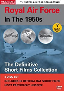Royal Air Force Collection - Royal Air Force In The 1950s ~ The Definitive Short Films Collection [DVD]