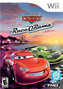 Disney's Cars Race O Rama - Nintendo Wii by Disney Interactive Studios(World)