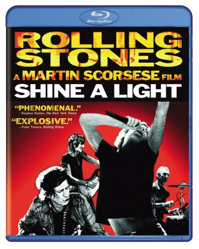 Cover art for  Shine a Light [Blu-ray]