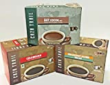 Caza Trail K-cup 72pc Coffee & Cocoa Sampler
