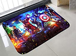 The Avengers Bright Door Mat Kitchen Bathroom Mat Carpet Bath Mats for home decoration,