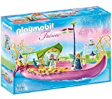 PLAYMOBIL Fairies - Fairy Queen´s Ship - 5445 -The Fairy Queen and her friend are sailing to the Fairy Island (5445)
