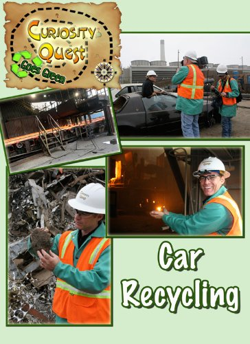 Car Recycling - How Is A Car Recycled? front-557374