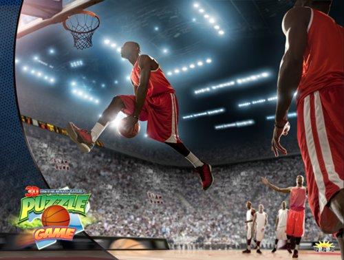 Popar PZBB Basketball Interactive 3D Puzzle Game