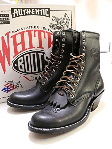 WHITE'S(ホワイツ) PACKER パッカー ワークブーツ 黒 (9.5(27.5cm))
