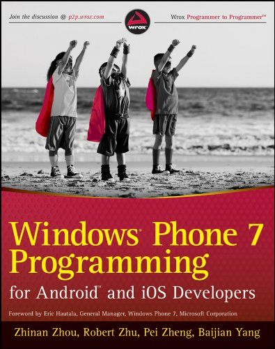 Windows Phone 7 Programming for Android and iOS Developers  1118021975 pdf