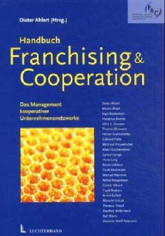 Ahlert Dieter, Handbuch Franchising & Cooperation