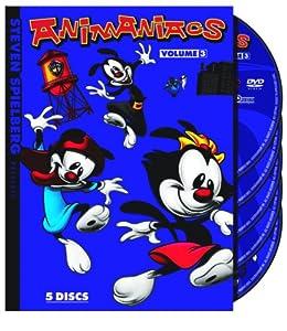 Animaniacs, Vol. 3 by Fox Kids Network