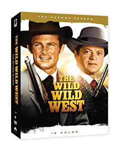 Wild Wild West: Complete Second Season