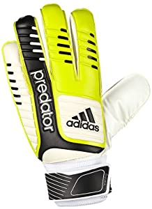 Adidas Predator Training Goalie Glove (Lab Lime/White/Black, 8)