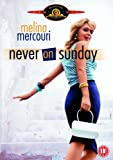 Never On Sunday [DVD]