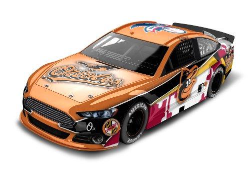Baltimore Orioles Major League Baseball Hardtop Diecast Car, 1:64 Scale