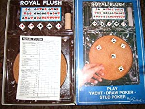 Vintage 1980 Royal Flush (No. 224)