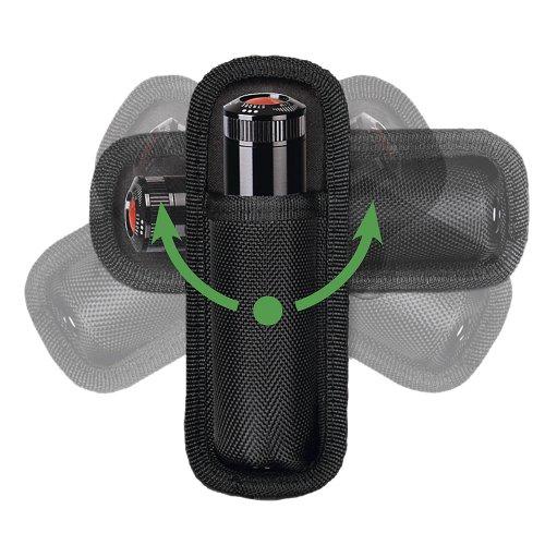 Mag Lite Xlxxx A3046u Nylon Holster For The Xl Range Black