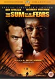 The Sum Of All Fears - Special Collector's Edition [DVD] [2002]