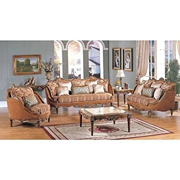 Beacon Hill 3 Piece Sofa Set