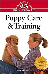 puppy care amp training your happy healthy pet bardi