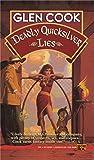 Deadly Quicksilver Lies (Garrett Files) (0451453050) by Cook, Glen