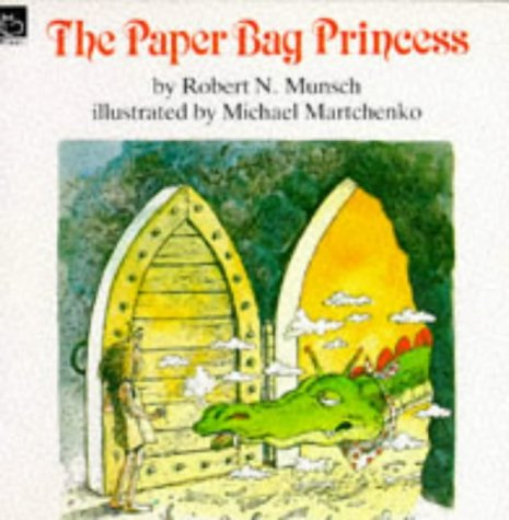 The Paperbag Princess (Picture Hippo)