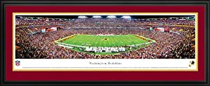 WASHINGTON REDSKINS - FEDEX FIELD - NFL PANORAMA POSTER PRINT by Blakeway Panoramas