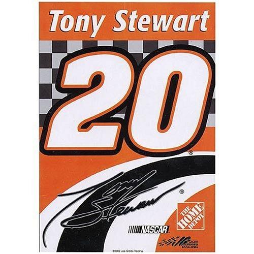 Tony Stewart Two Sided Premium 28