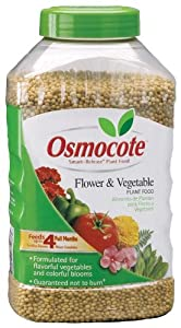 Osmocote 273260 Outdoor and Indoor Smart-Release Plant Food Jar, 1.25-Pound (Discontinued by Manufacturer)