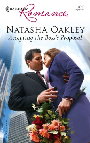 Image for Accepting The Boss's Proposal (Harlequin Romance)