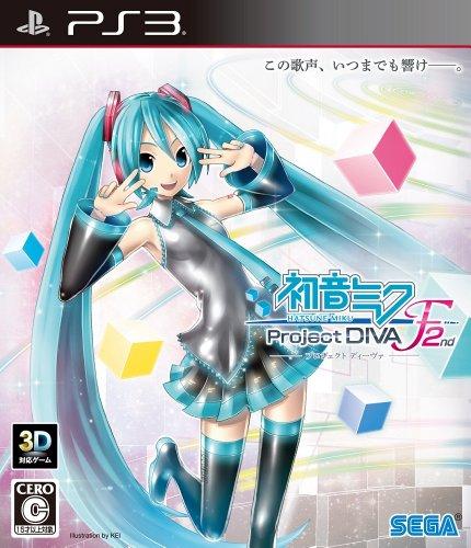 �鲻�ߥ� -Project DIVA- F 2nd