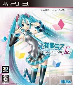 初音ミク -Project DIVA- F 2nd (初回特典 とどけ、ひびけコード同梱)予約特典 いつでもトートバッグ& Amazon.co.jpオリジナル特典フェイククレジットカード付
