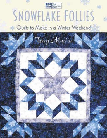 Snowflake Follies: Quilts to Make in a Winter Weekend (The Weekend Quilt compare prices)
