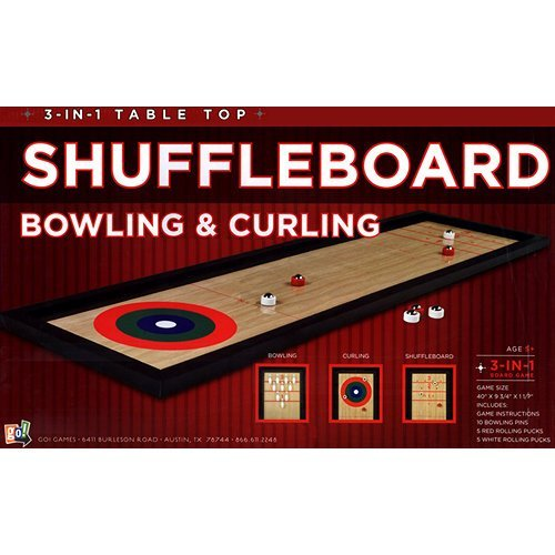 Tabletop-3-in-1-Shuffleboard-Bowling-and-Curling-Game-Set