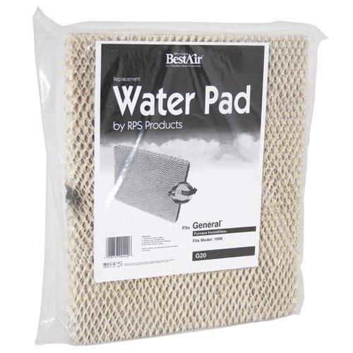 BestAir G20 General 1099-20 Metal Waterpad - 1