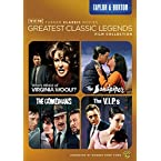 TCM Greatest Classic Films Legends: Taylor & Burton DVD Set