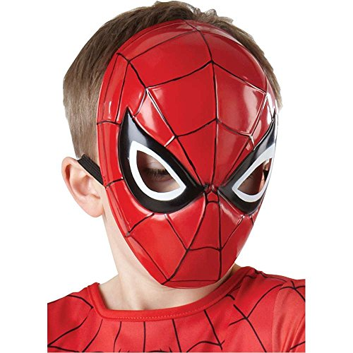 Spider-Man Kids Half Mask - One Size