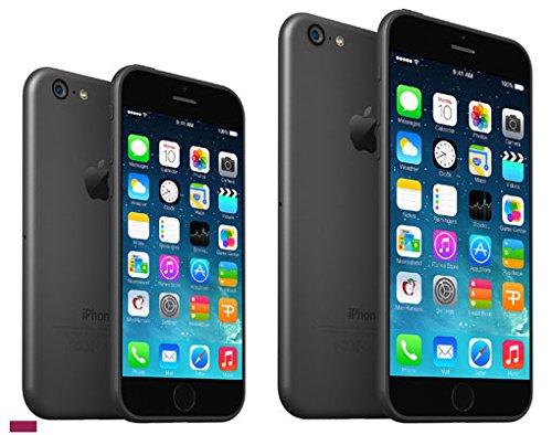 【米国版 SIMフリー】iPhone6 アップル Apple 4.7インチ iPhone 6 搭載iOS 8 (シルバー, 64GB)
