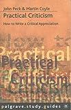 Practical Criticism (Palgrave Study Guides)
