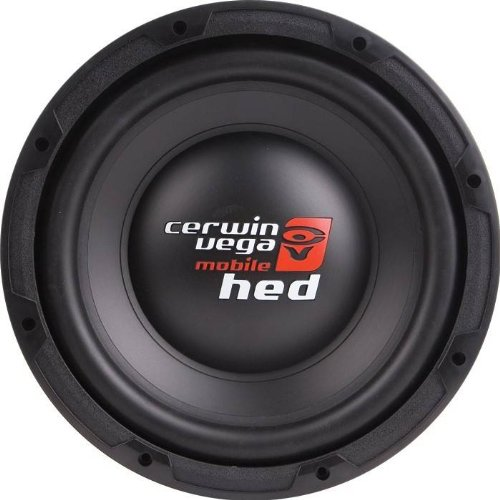 Cerwin Vega Hed 104 10-Inch 4 Ohm Hed Series Subwoofer
