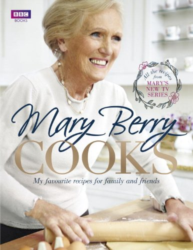Sale alerts for BBC Books Mary Berry Cooks - Covvet