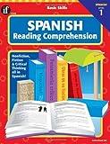 Basic Skills Spanish Reading Comprehension, Level 1 (Spanish Edition) (0742402320) by School Specialty Publishing
