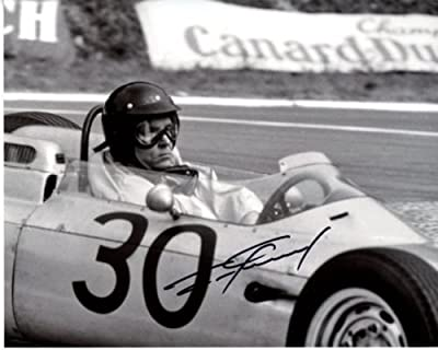 DAN GURNEY signed autographed FORMULA ONE photo
