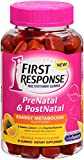 First Response Prenatal and Postnatal Multivitamin Gummy, 90 Count