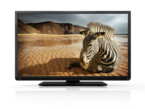 """Toshiba 32W1333 - 32"""" HD Ready LED TV with Freeview"""
